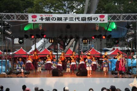 第33回・中央公園ステージ・アロハフェスティバルinちば実行委員会