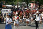 第38回・パレード・MAKUHARIミルキートワラーズ