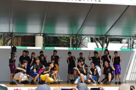 第44回・中央公園ステージ・県立千葉南高等学校ダンス部