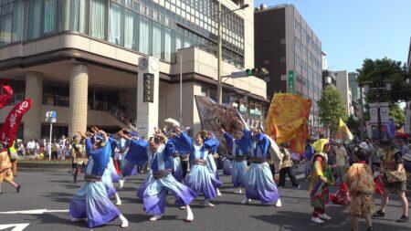 第44回・パレード・千葉よさこい連絡協議会
