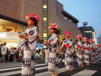 第44回・千葉おどり・日本舞踊協会千葉県支部