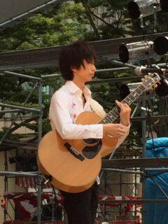 第39回・前夜祭ライブステージ・仲内拓磨