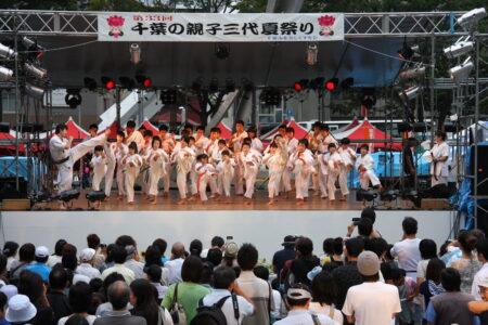 第33回・中央公園ステージ・芦原会館千葉大宮支部