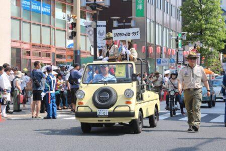 第44回・パレード・チバクラシックカークラブ