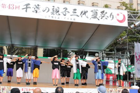 第43回・中央公園ステージ・みんなで踊ろう東京五輪音頭2020