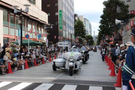 第43回・パレード・千葉県ハーレー会