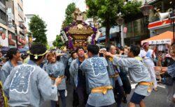 第43回・みこし・諏訪神社浜野実行委員会